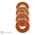 Orange-Brown VVashers™ - Set of 4